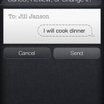 Siri text messages