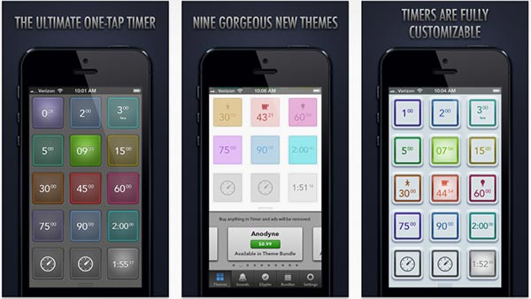 @Timer for iPhone