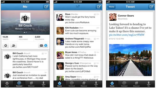 Twitter for iPhone