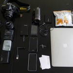 What's In Your Bag, Christopher Meinck