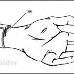 iWatch patent