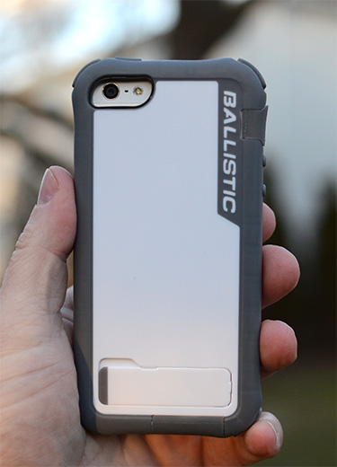 Ballistic hard case