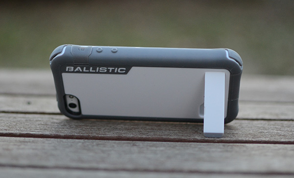 Ballistic iPhone 5 kickstand