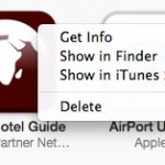 How to delete apps from iTunes