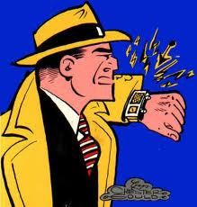 dick tracy Apple reportedly working on 'iWatch'