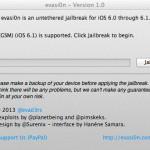 How to jailbreak your iPhone using evasi0n on iOS 6