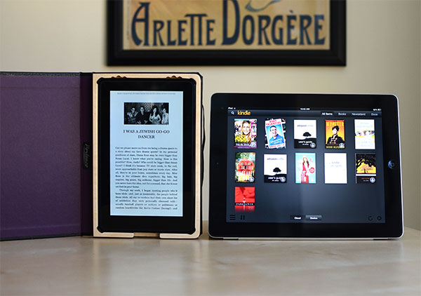 Kindle on iPad