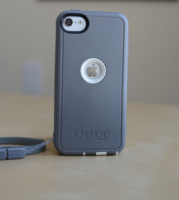 Otterbox Defender case iPod touch