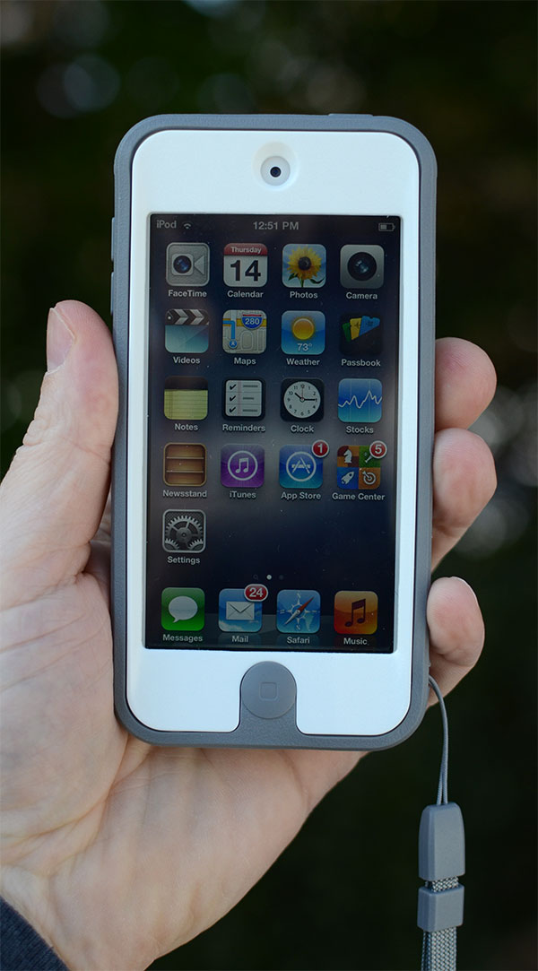OtterBox Defender iPod touch 5G review