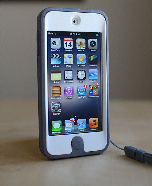 OtterBox iPod touch 5g case