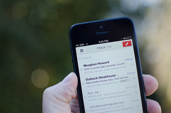 How to setup Gmail on iPhone or iPad