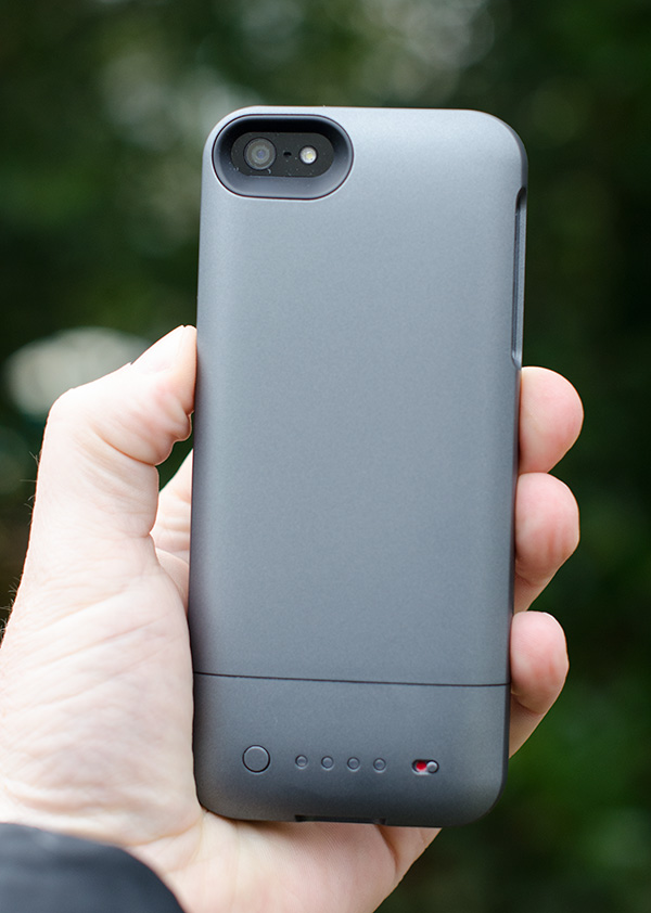 Mophie case back