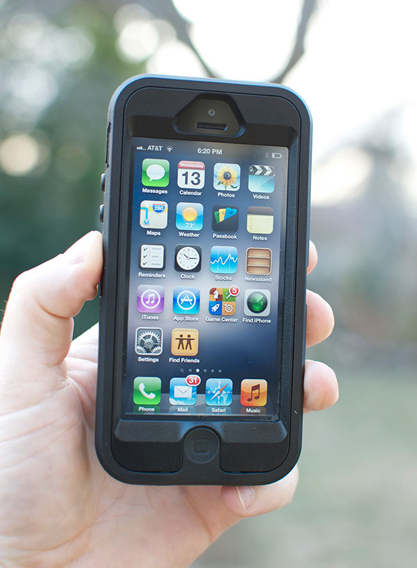 Otterbox Defender Case for iPhone 5 Review