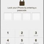 Remote passcode lock