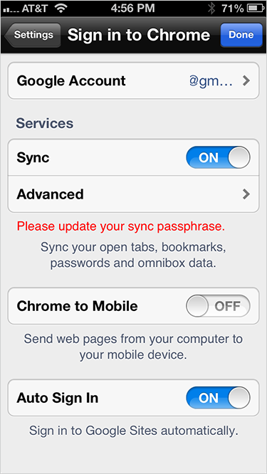 How To Sync Chrome Bookmarks With Iphone Or Ipad