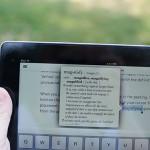 iPad Keyboard Tips