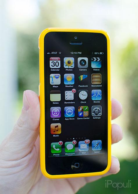 Mercury case iPhone