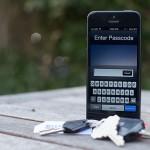 set passcode on iPhone