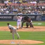 Live baseball video