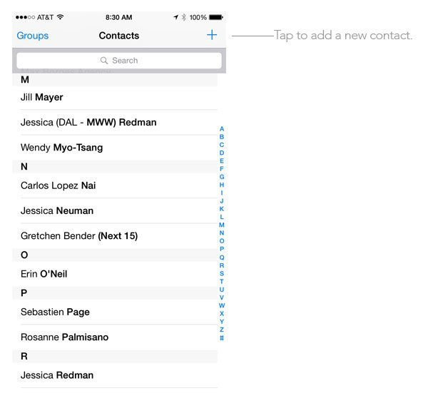 how to add contacts to iphone how to add contacts to iphone and 18553