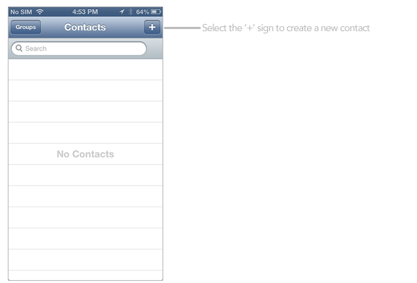 how to create a new folder in gmail on ipad