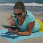 Get paid to write from the beach, vacation or your couch