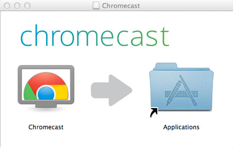 Install Chromecast on Mac