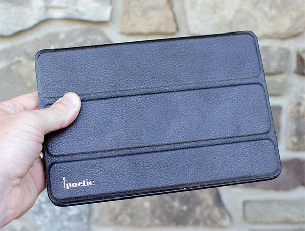 Poetic Slimline iPad mini case review