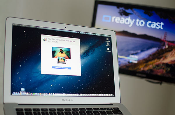 How to setup Chromecast on Mac, PC or iOS for use with iPhone and iPad