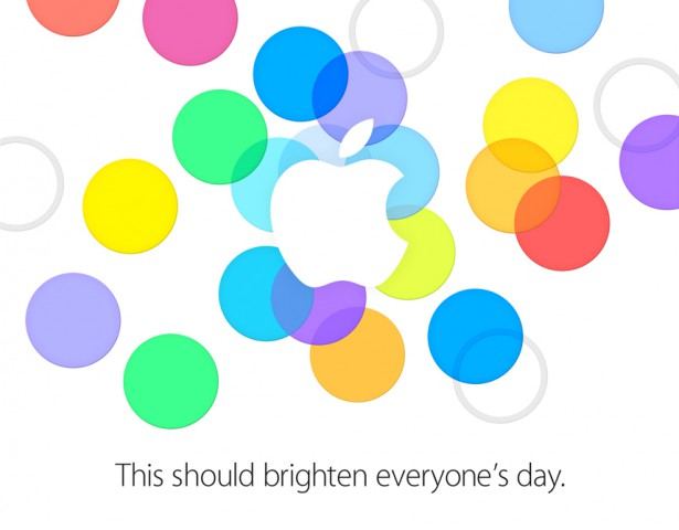 iPhone 5S event date