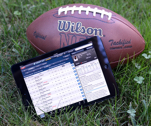 best fantasy football apps for iPad