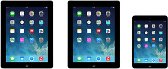 iOS 7 iPad compatibility