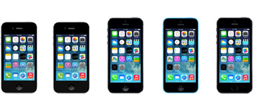 iOS 7 iPhone compatibility