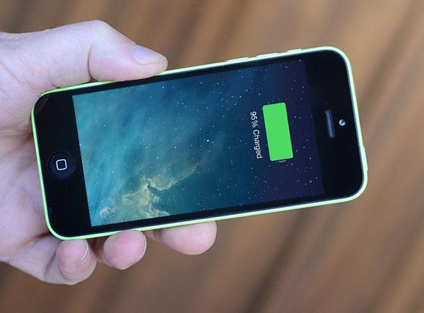 Fix battery life iOS 7