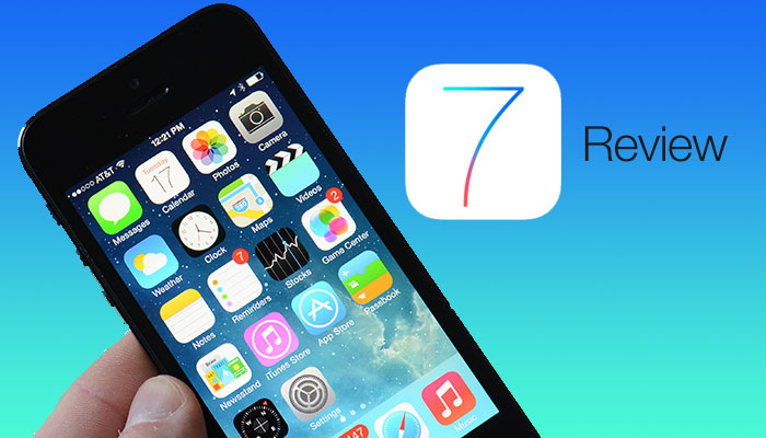 iOS 7 Review
