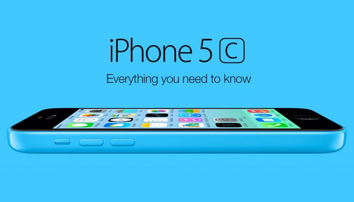 iPhone 5c everything