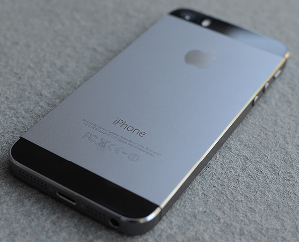 iPhone font