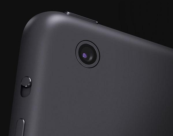 iPad cameras