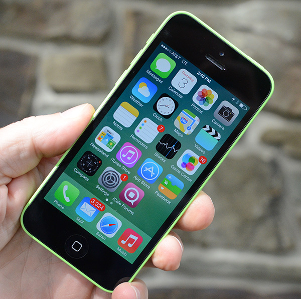 iPhone 5c Review: What's Old Is New And Colorful
