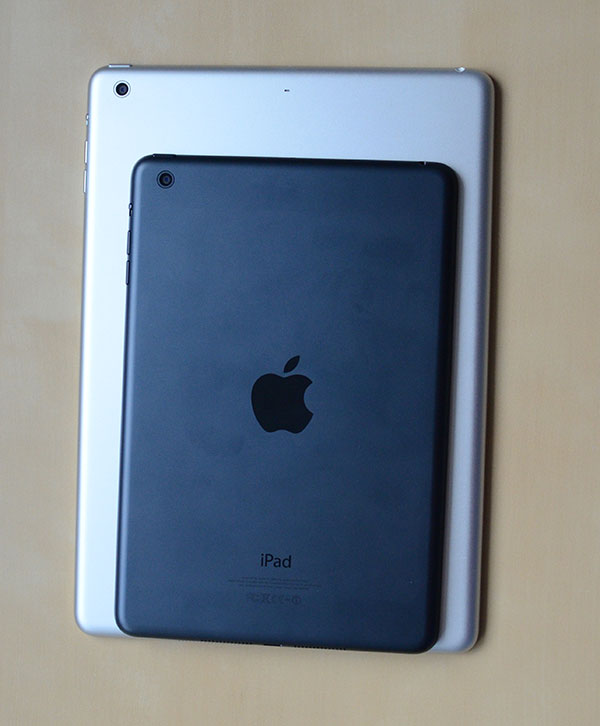 iPad Air back