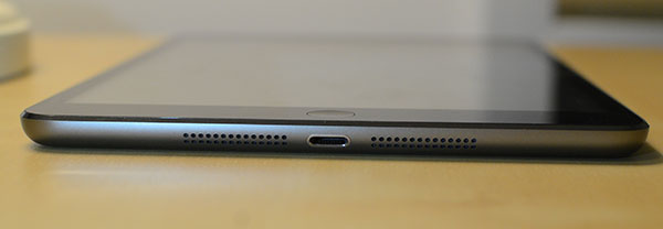 iPad mini retina bottom