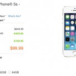 iPhone 5s deal