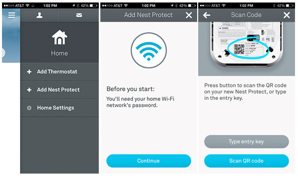 Add Nest Protect
