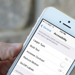 iOS 7 and Why Accessibility Settings Have Gone Mainstream