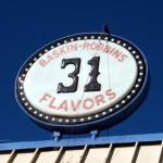 31 flavors
