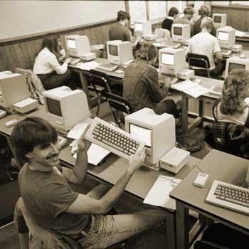 Macs computer lab