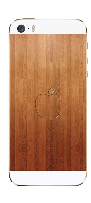 iPhone 6 wood back