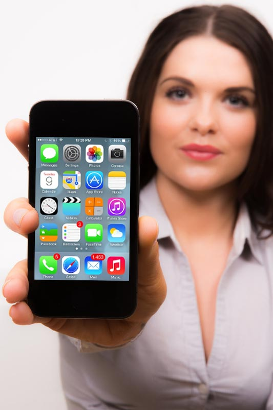 Iphone Home Screen Organization