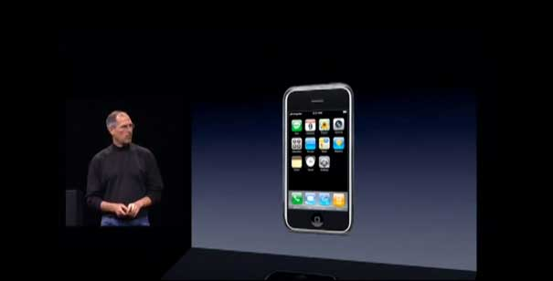 iPhone introduction