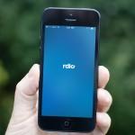Rdio iPhone